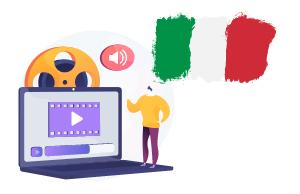 پکیج های غیرحضوری زبان ایتالیایی