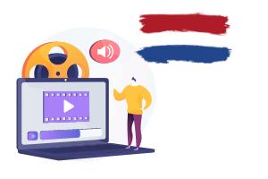 پکیج های غیرحضوری زبان هلندی